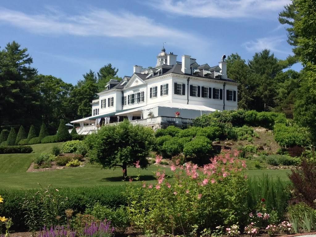 A Visit to the Edith Wharton Estate