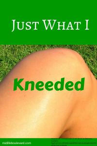 Like I Really Kneed This: Osteoarthritis