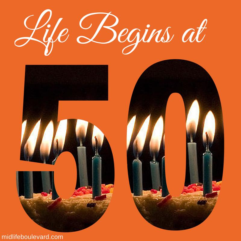 Life Begins the big 5-0