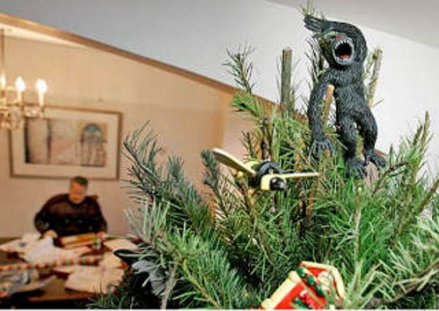 A King Kong Christmas