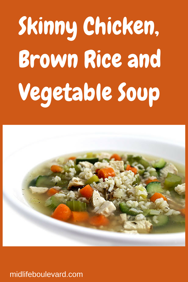 chicken soup, chicken and vegetable soup, weight watchers recipe, low calorie soup,