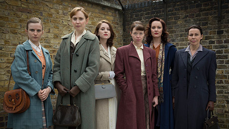 Watch The Bletchley Circle on Netflix if you like shows like Downton Abbey