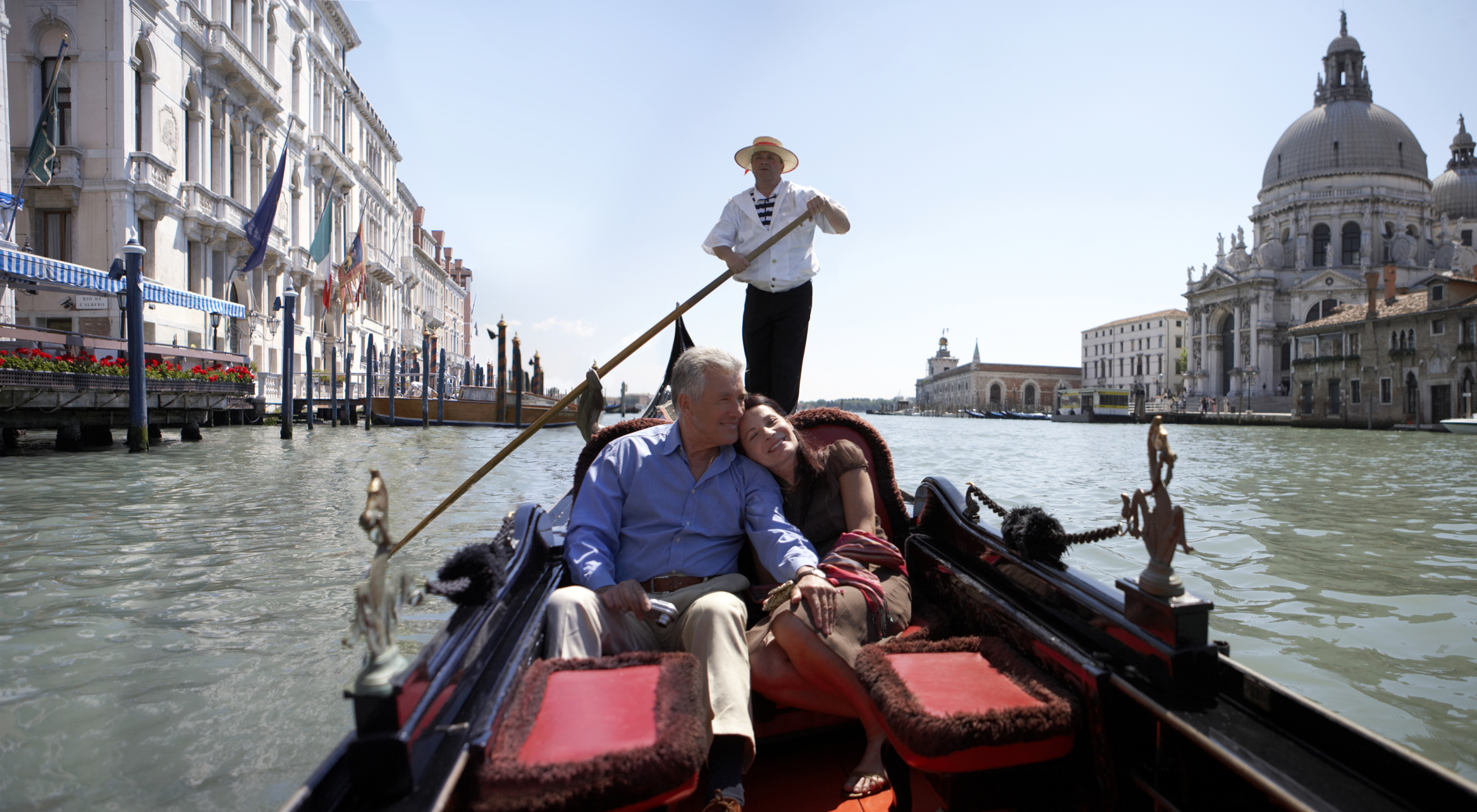 travel, italy, boat, couple