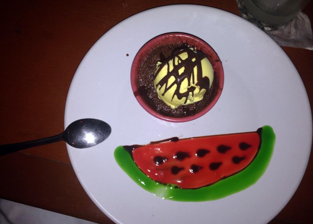 Dessert - La Cocay