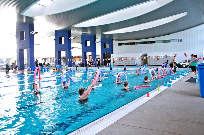 Aquatic Exercise — An Answer for Arthritis