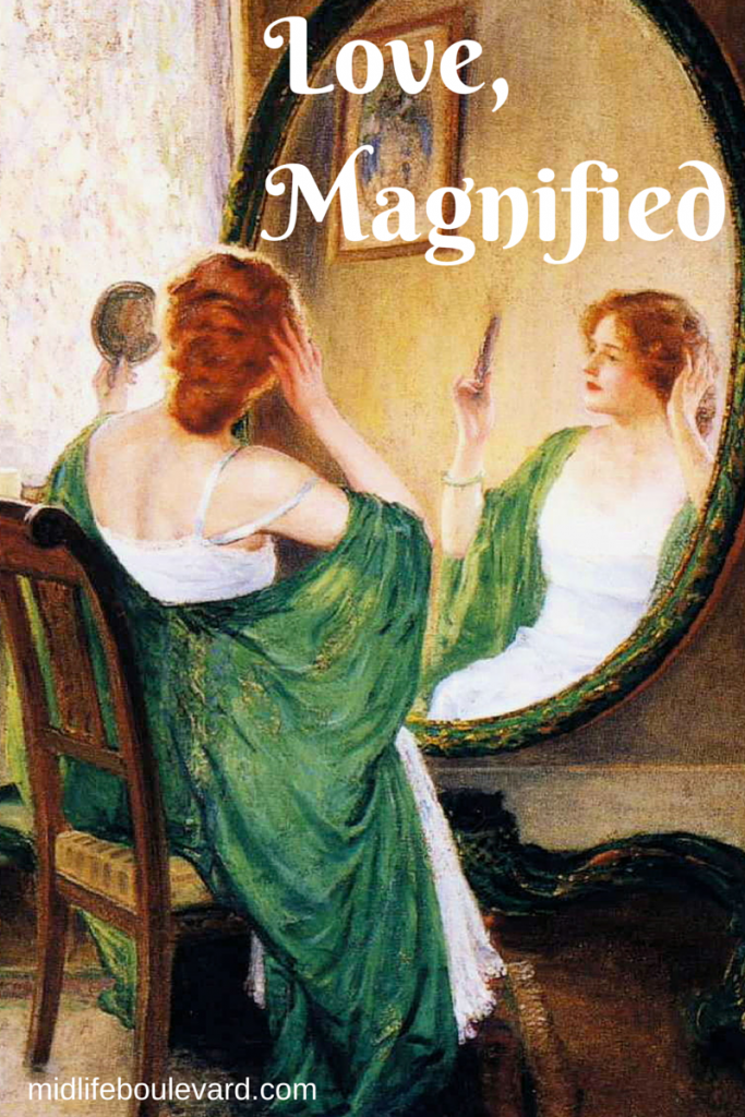 Love, Magnified: intimacy