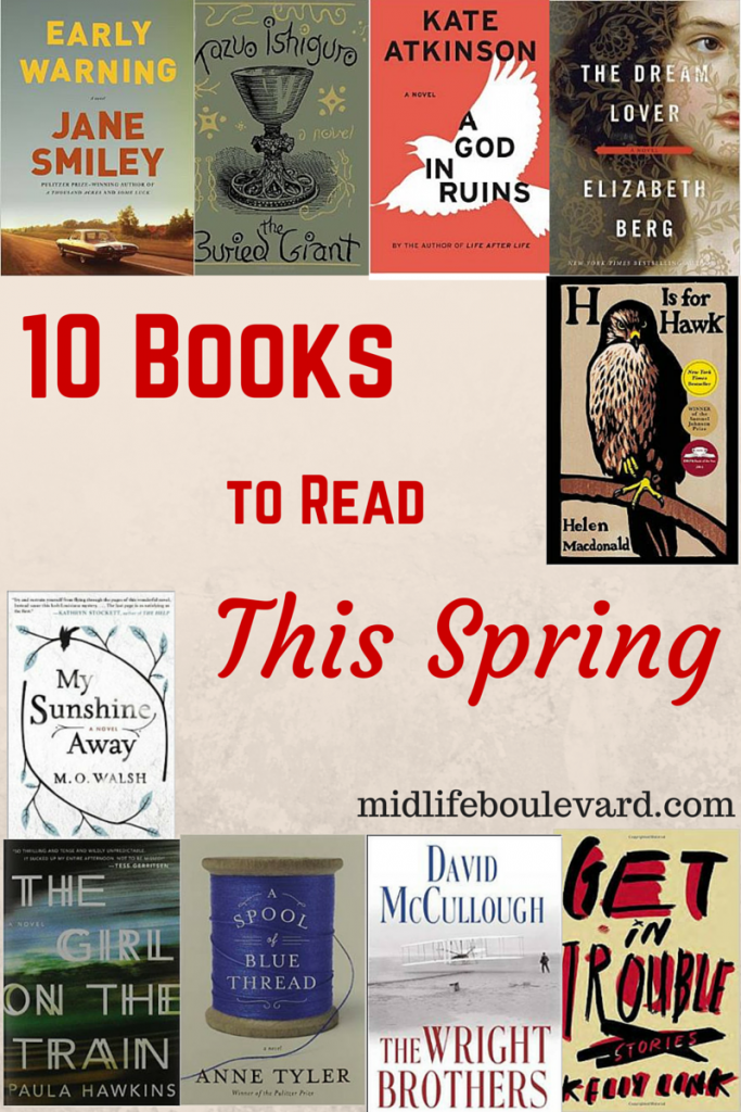 10 Books to Read This Spring