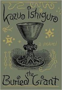 The Buried Giant novel Kazuo Ishiguro