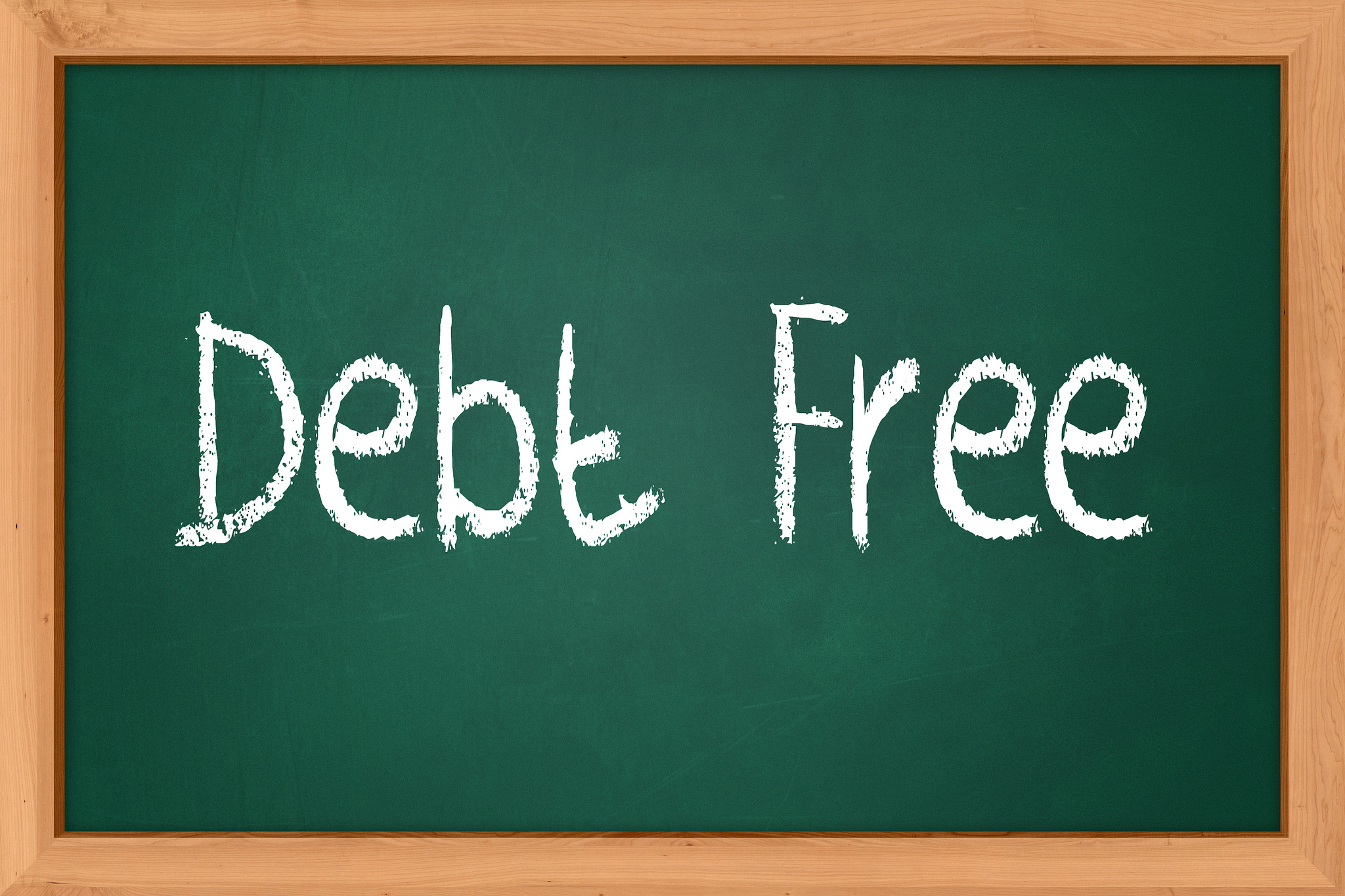 4 Suggestions for Retiring Debt Free