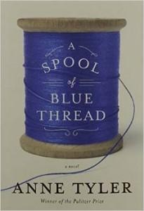 A Spool of Blue Thread novel Anne Tyler