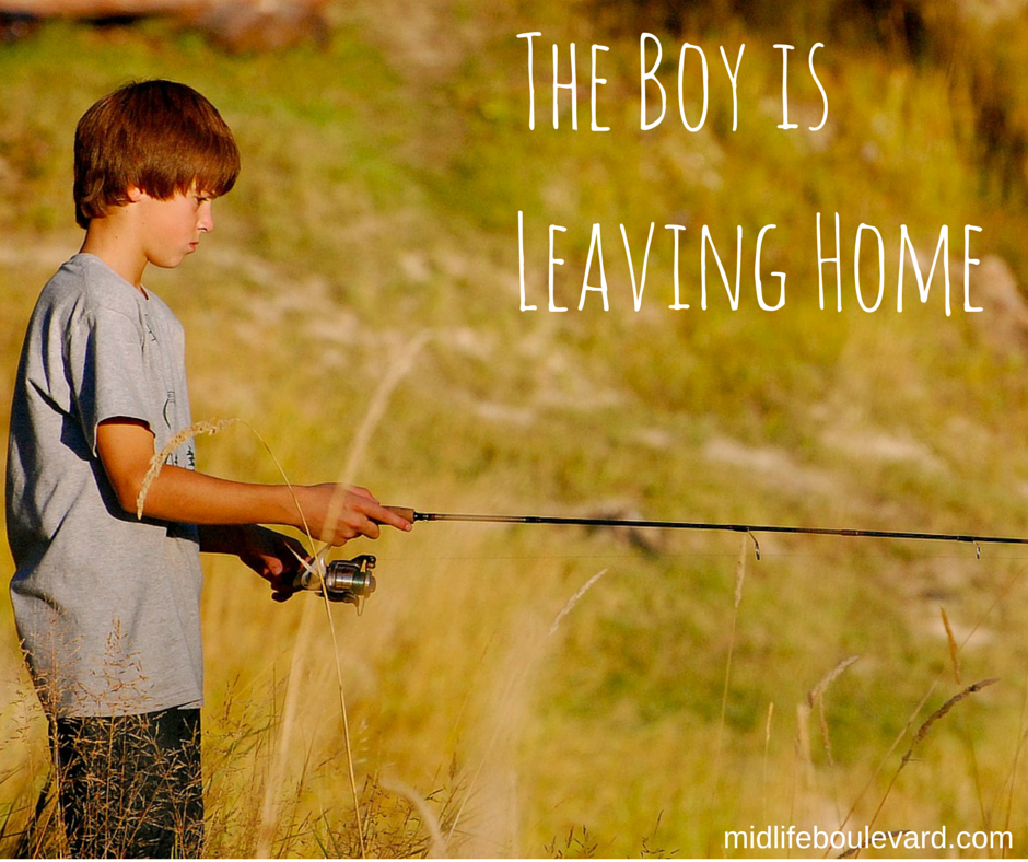 The Boy is Leaving Home