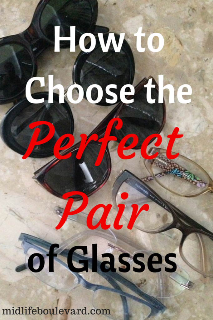 How to Choose the Perfect Pair of Glasses