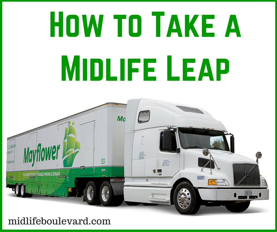 How to Take a Midlife move