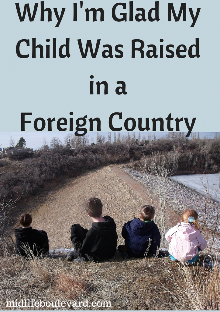 Why I'm Glad My Child Was Raised in a Foreign Country: free range parenting