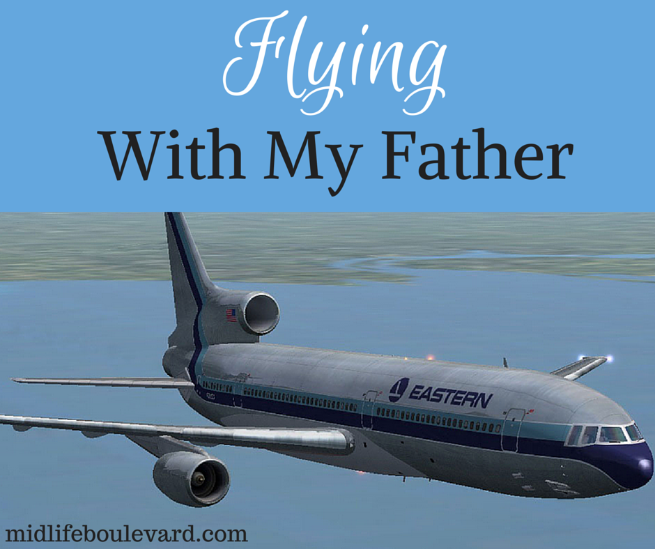 Flying With My Father