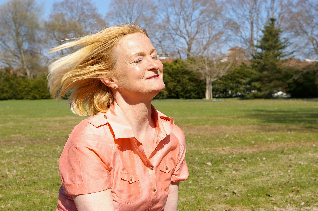 Stop the Negative Thoughts About Aging and Menopause