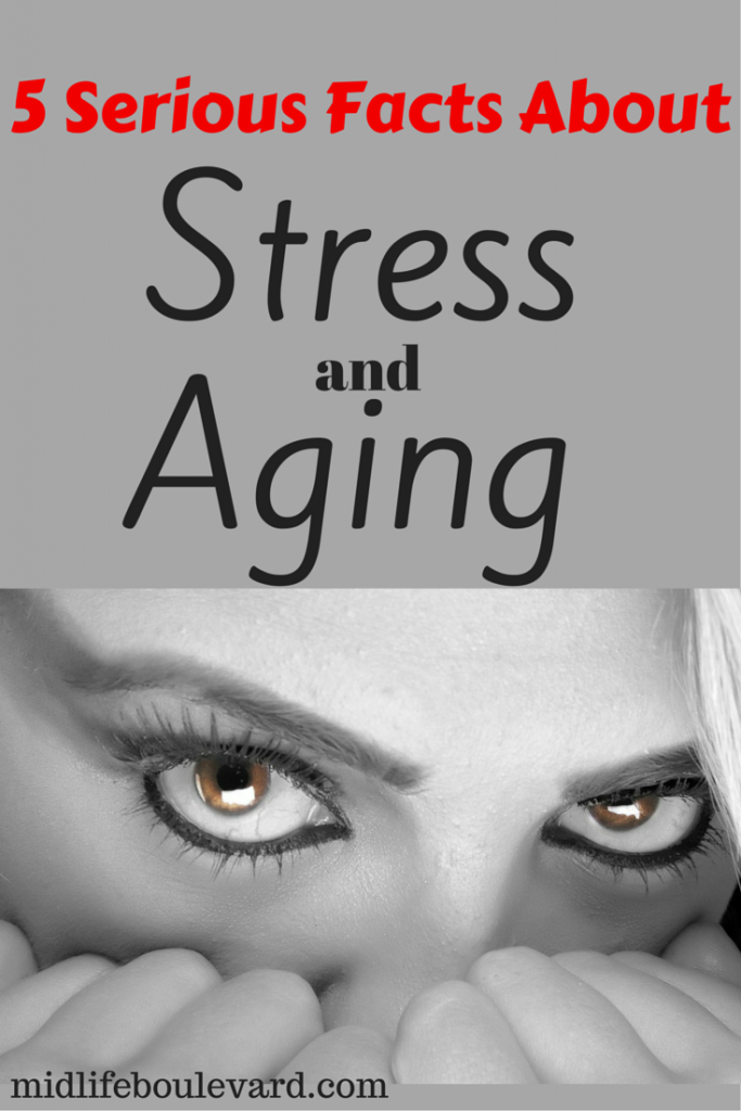5 Serious Facts About Stress and Aging