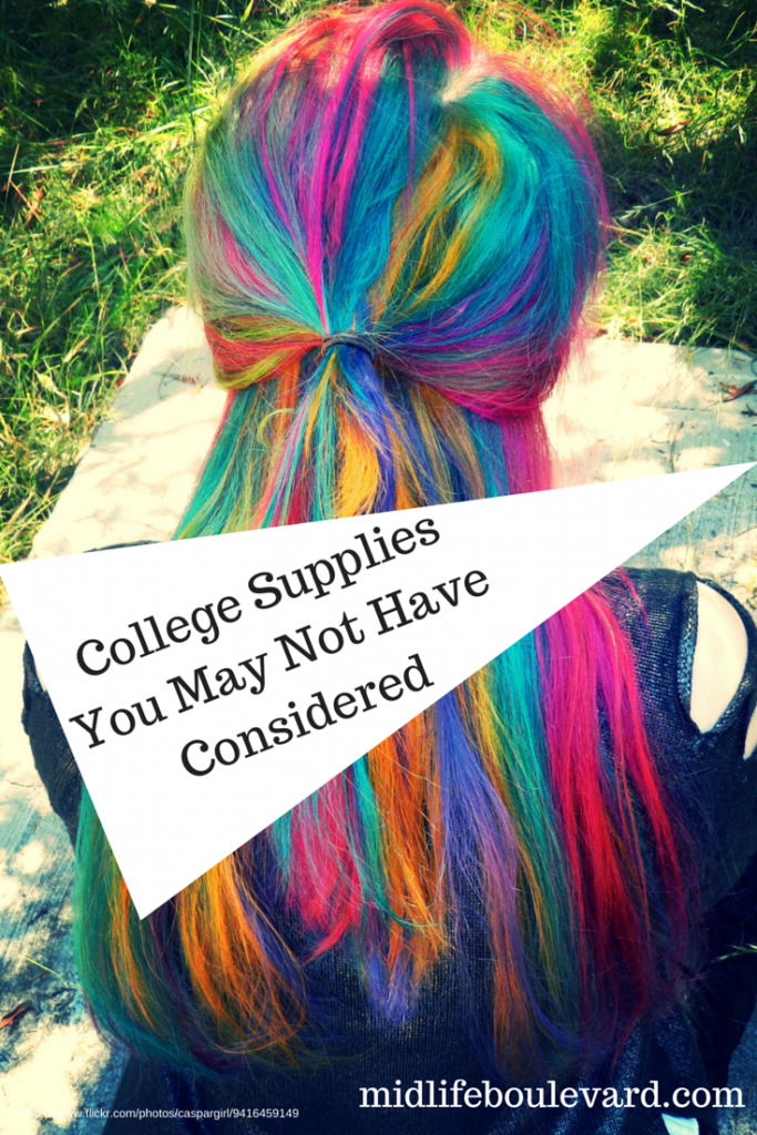 College Supplies You May Not Have Considered