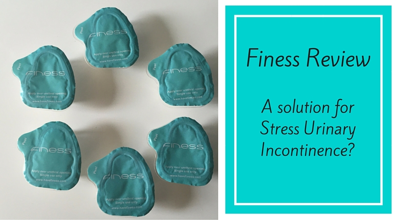Finess Review. A Solution for Stress Urinary Incontinence?