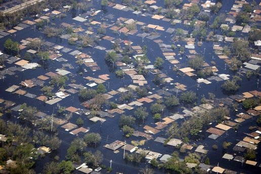 Before and After Katrina – a Personal Account