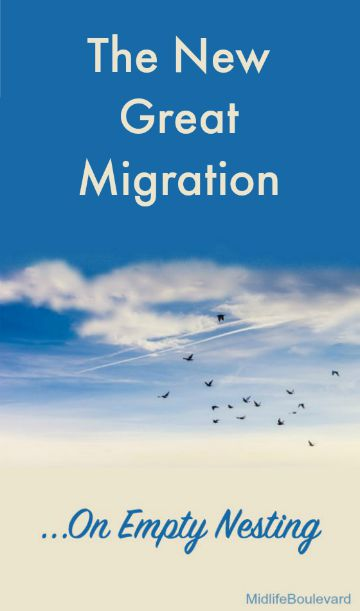 The New Great Migration - On Empty Nesting