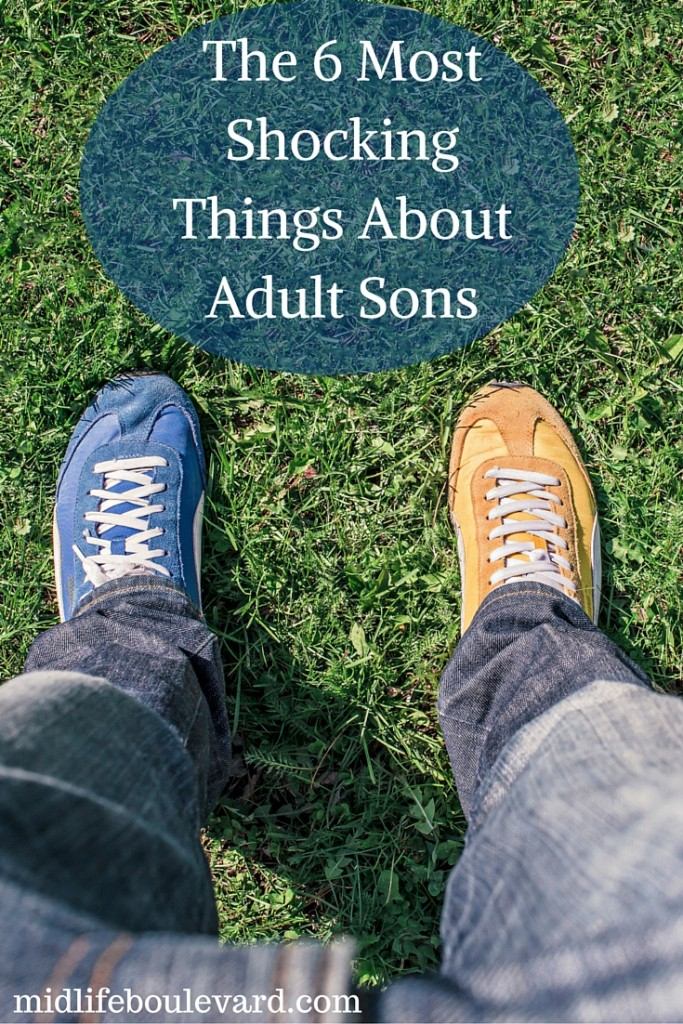 The 6 Most Shocking Things About Adult Sons