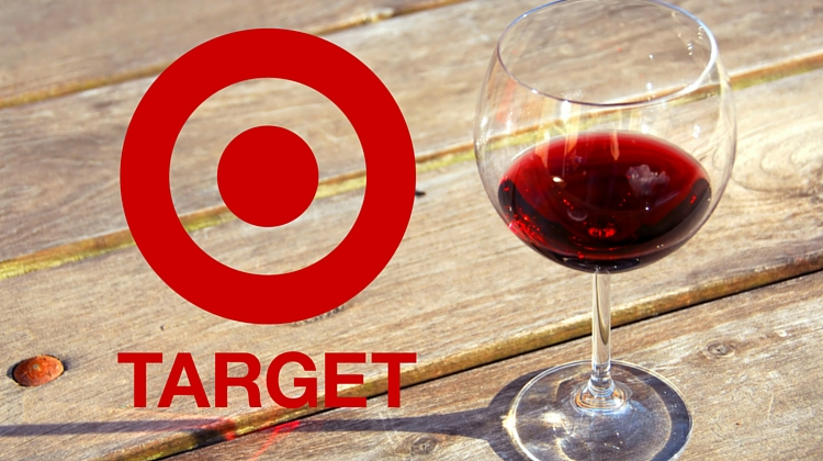 Wine, Windex and Window Treatments – Thank You, Target!
