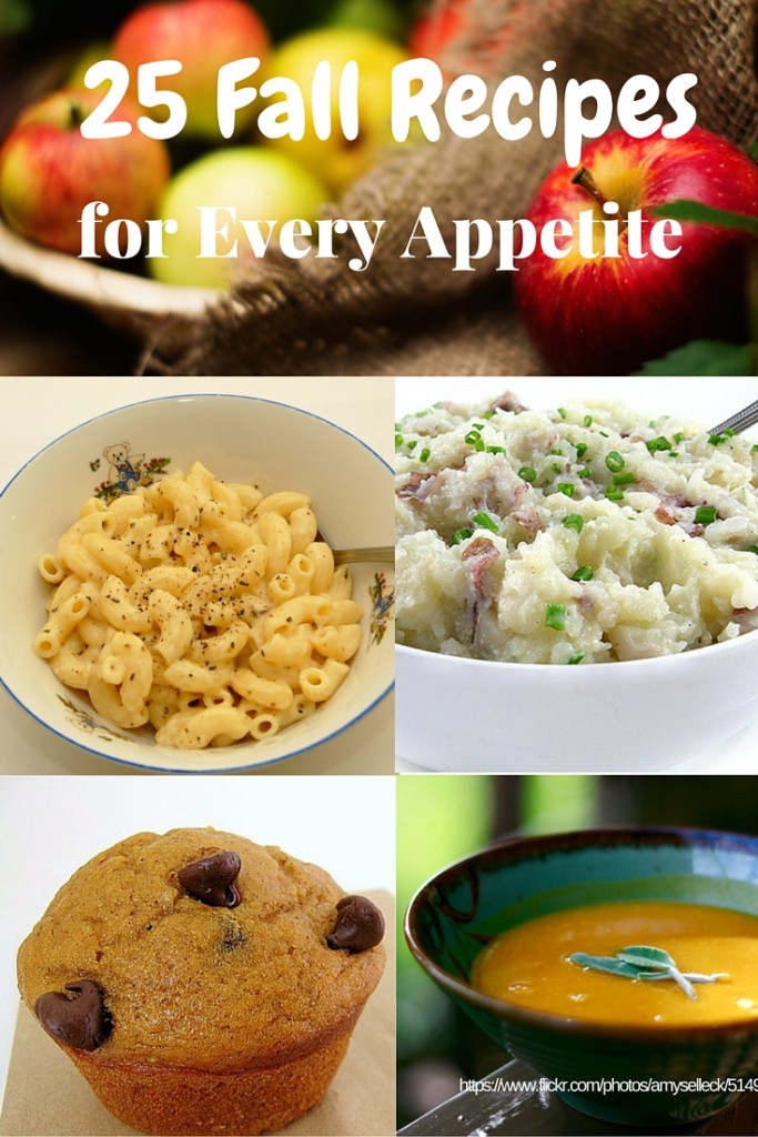25 Fall Recipes for Every Appetite