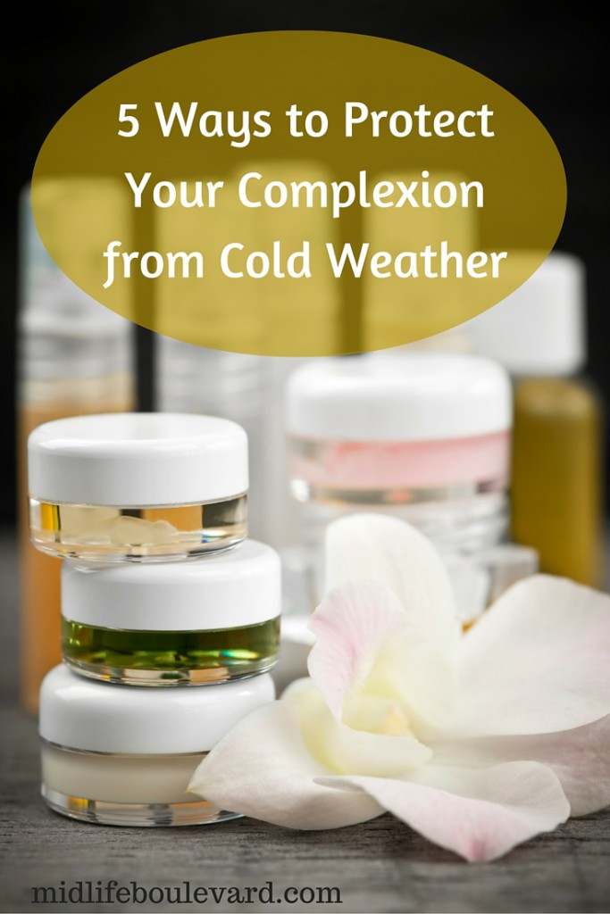 5 Ways to Protect Your Complexion from Cold Weather