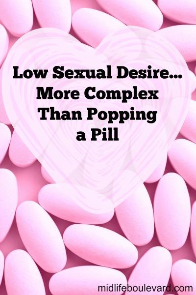 Low Sexual Desire in Women V
