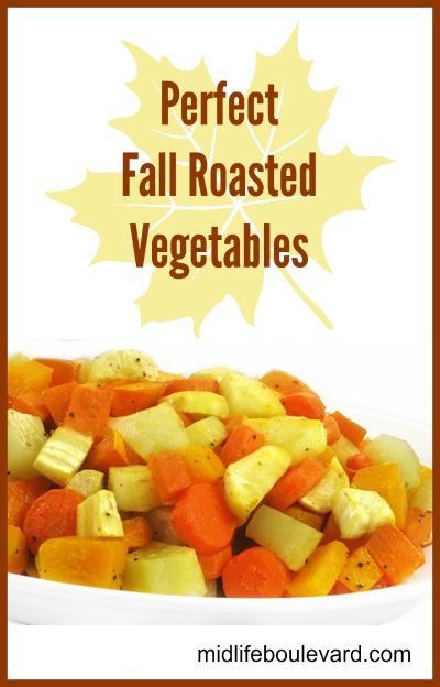 Roasted Veggies for Fall