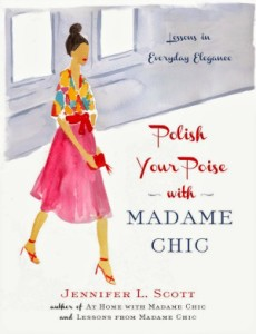 Polish Your Poise book cover