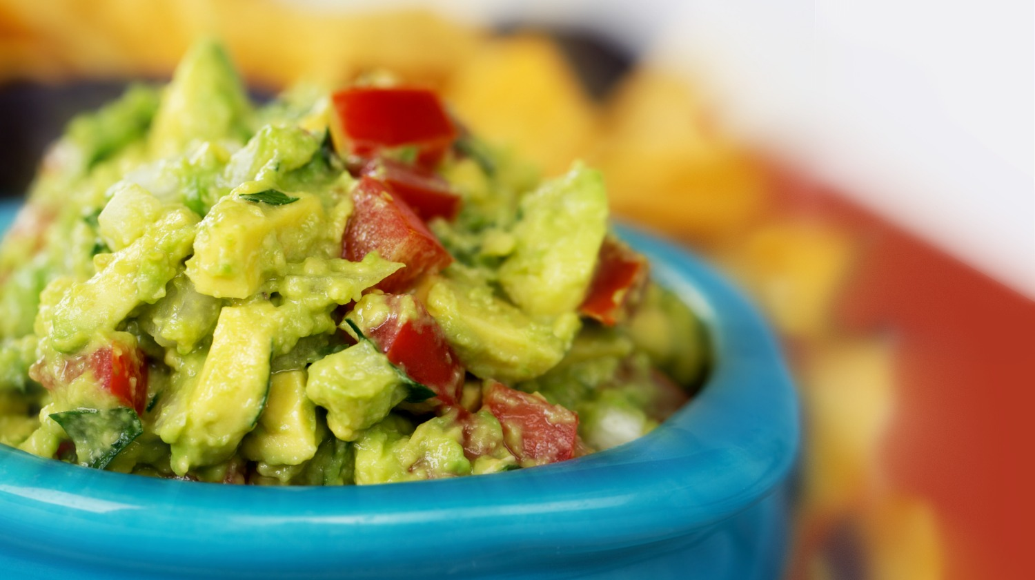 Guacamole From Around the World