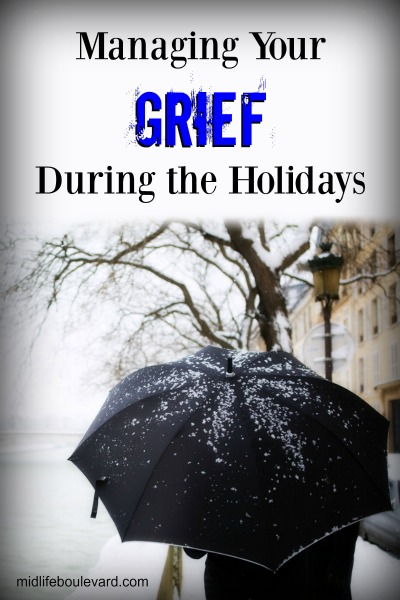 Managing Your Grief During the Holidays