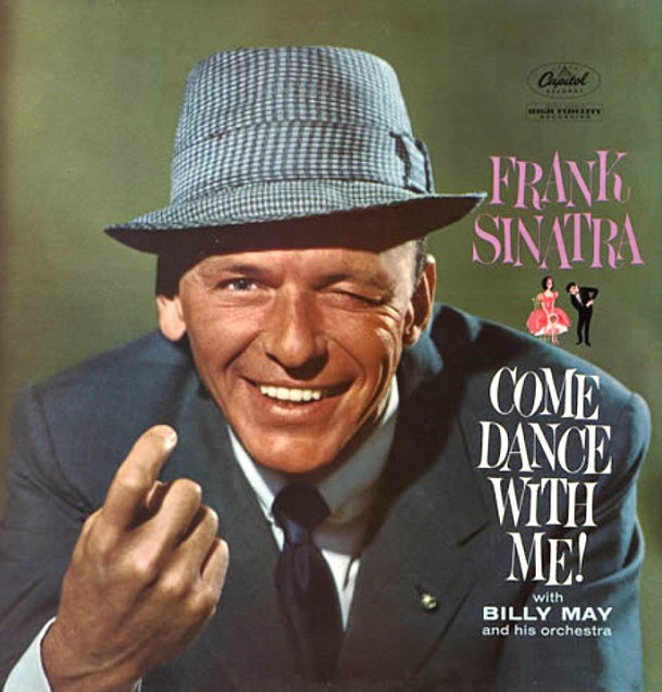 Frank Sinatra - Come Dance With Me! Album