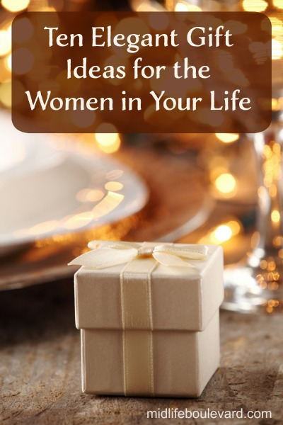 Ten Gift Ideas for Women
