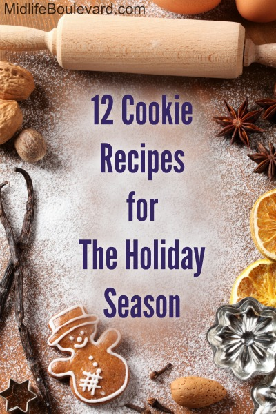 Twelve Cookie Recipes for The Holiday Season V