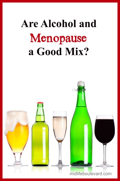 Are Alcohol and Menopause a Good Mix V