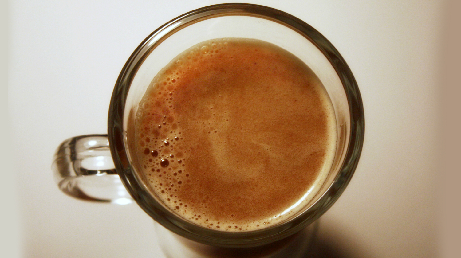 Hot Buttered Rum With Ginger