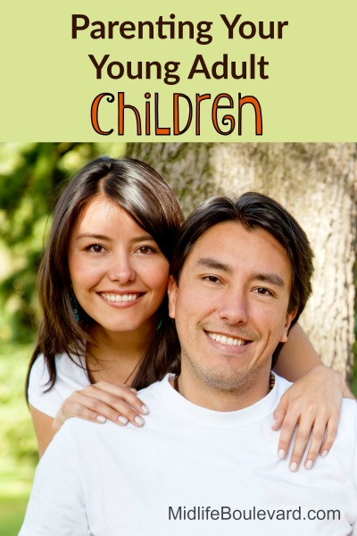Parenting Your Young Adult Children