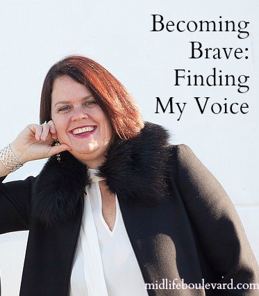 Becoming Brave: Finding My Voice