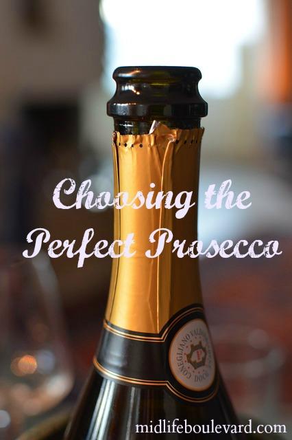 choosing perfect prosecco
