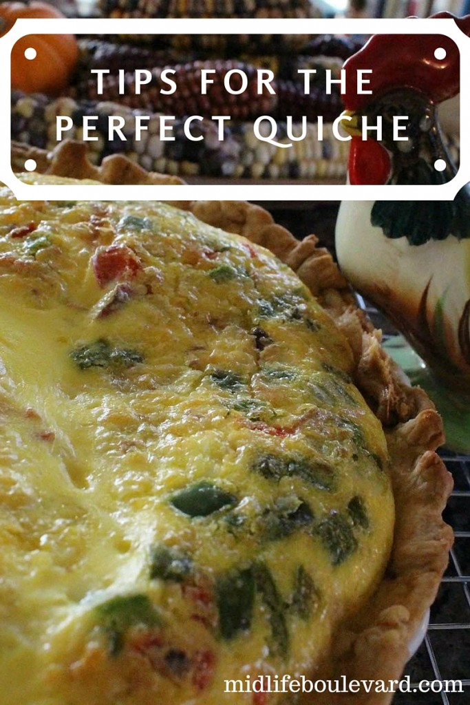 Tips for the perfect quiche midlife boulevard for Luxury quiche