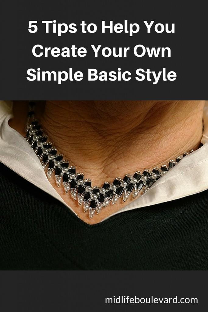 basic style tips