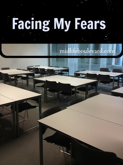 facing my fears In both our personal and work lives, fear and anxiety can incapacitate people can have excellent physical health and a strong purpose in life, but if they live in fear, their sense of safety and overall wellbeing is eroded however, there are good techniques to deal with fear, both as a real .