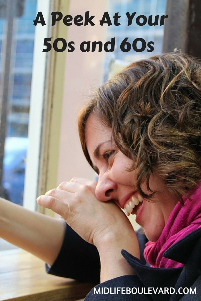 laughing at life over 40
