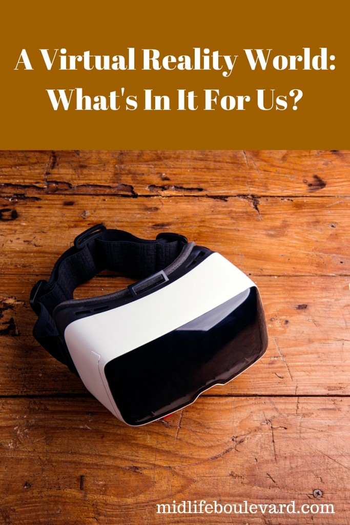 a virtuality experience
