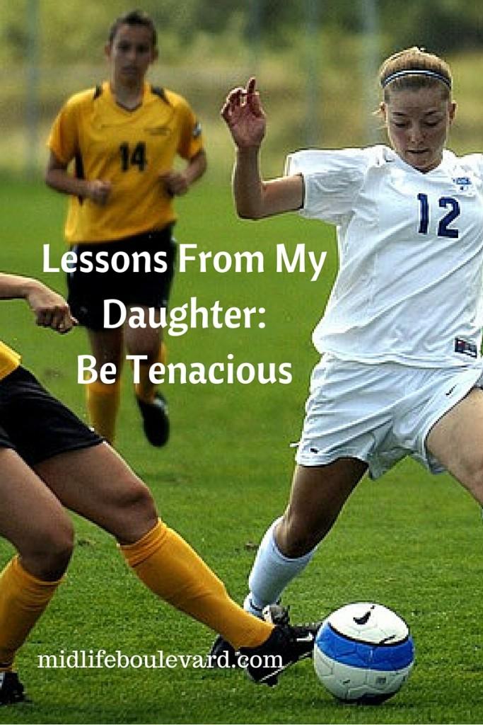 tenacity at midlife