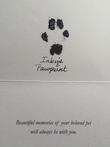 grief after pet's passing