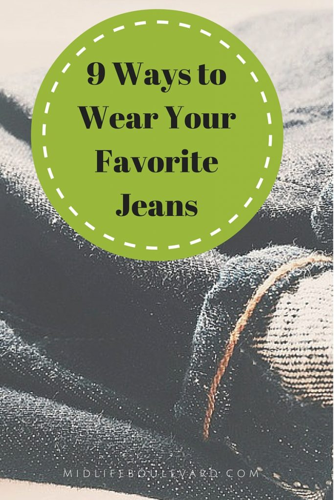 style combinations for your favorite jeans